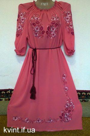 """Жіноче вишите плаття """"Бринцеса балу"""" М585 e102c355a9d83"""