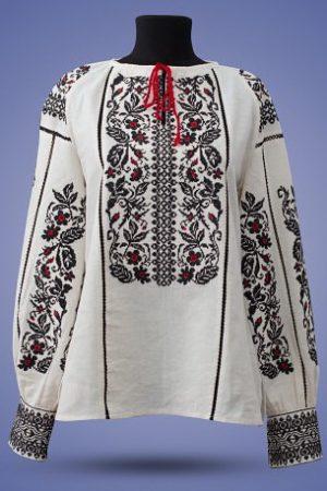 Жіночі вишиті блузи сорочки